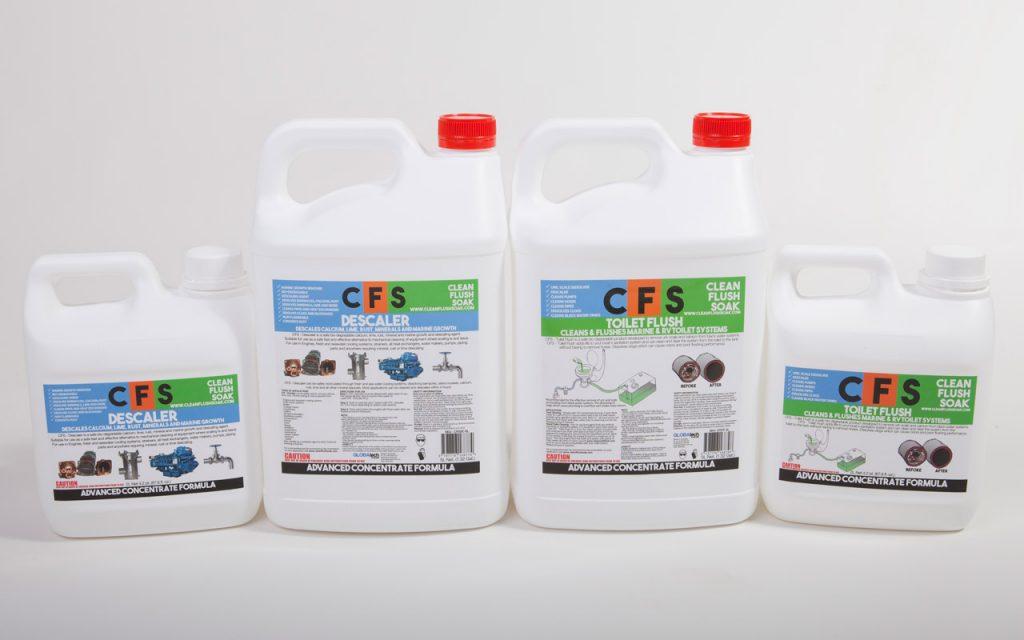 CFS Product Range